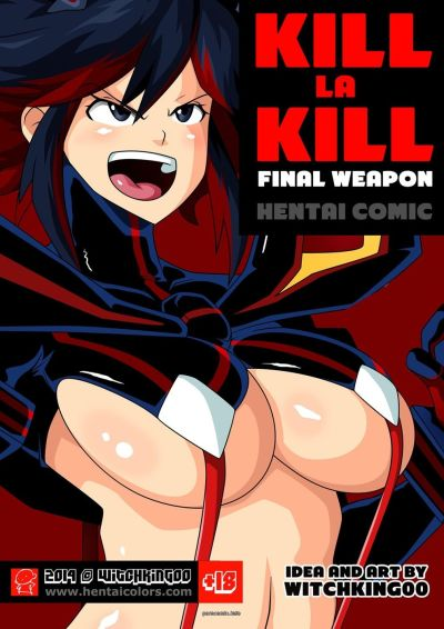Kill la Kill Final Weapon- Witchking00