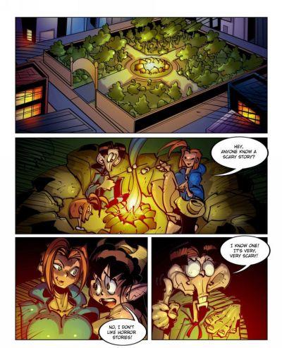 Lilly Heroine 18 - Halloween Stories