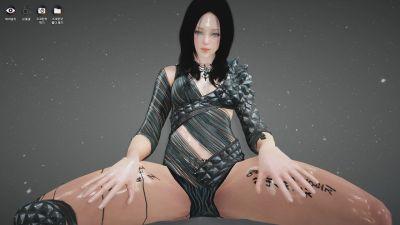 Black Desert Valkyrie Nude